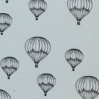 globos en menta